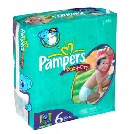 33 couches pampers baby dry taille 6 bas prix sur le roi - Prix couches pampers baby dry taille 2 ...